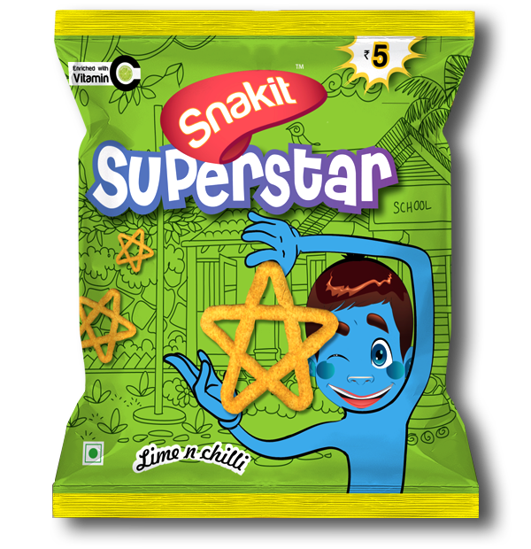 Snakit Superstar Lime N Chilli