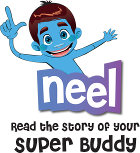Read the story of Neel, your super buddy